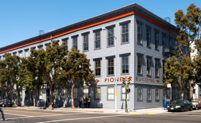 The Pioneer Building, San Francisco, CA